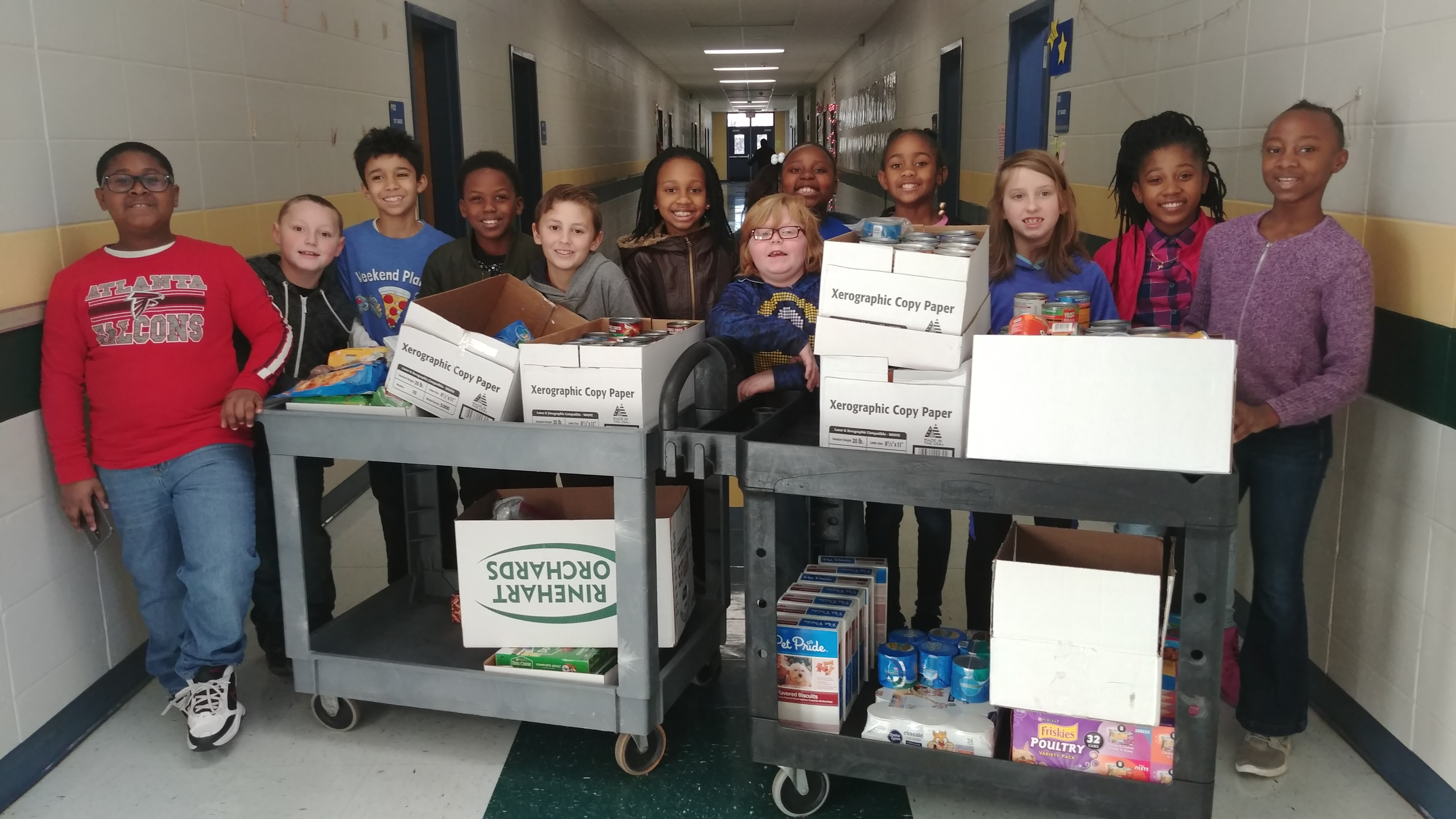 Animal Shelter Food Drive