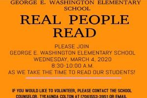 Real People Read New