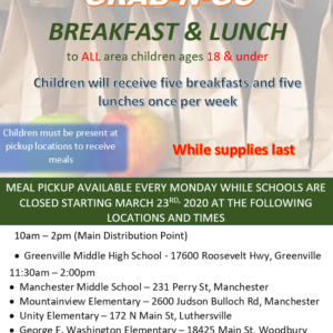 Breakfast And Lunch For Students